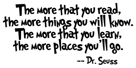 dr.seuss the more that you quoteread Best Quotes From Dr. Seuss