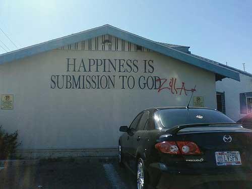 Funny Graffiti Graffiti Sample - 15 signs improved hilarious graffiti