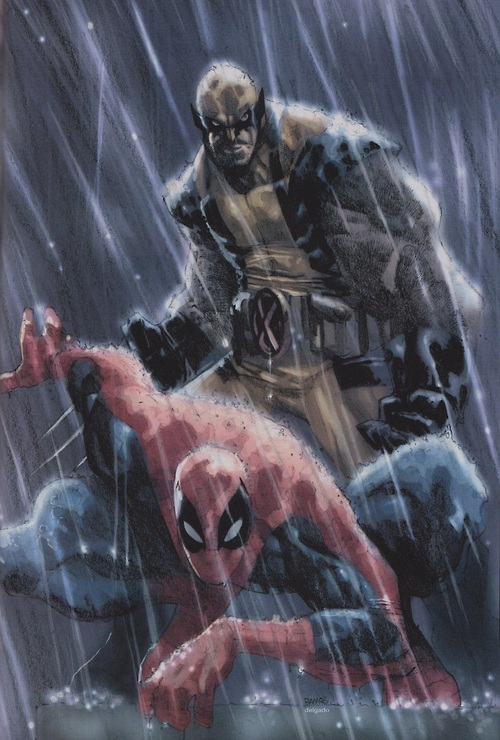 spider man wolverine humberto ramos art gallery The Amazing Spider Man Artist, Humberto Ramos Art Gallery