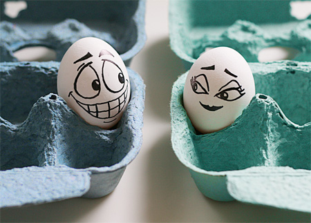 egg drawing 18 Funny Egg Drawings (Photo Gallery)