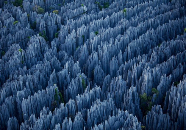 surreal travel spot stone forest yunnan china Surreal Looking Travel Spots (Photo Gallery)