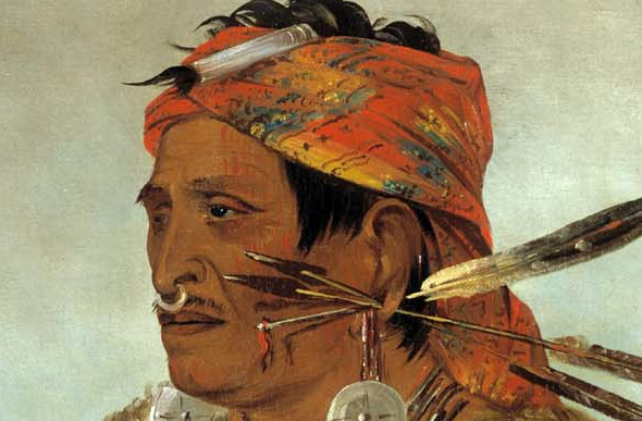 Chief Tecumseh poem Chief Tecumseh   The Fear of Death Poem