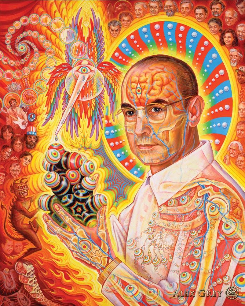 Psychedelic-Painting-Art-Gallery-Albert-Hoffman-LSD