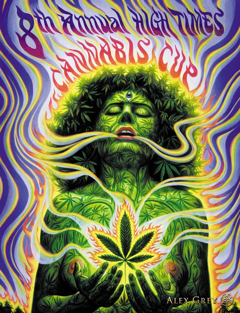 Psychedelic-Painting-Art-Gallery-Cannabia