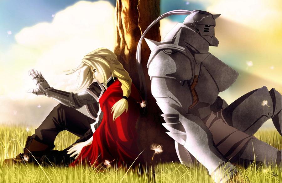 Fullmetal Alchemist: Brotherhood 720p English Dub x264 AAC