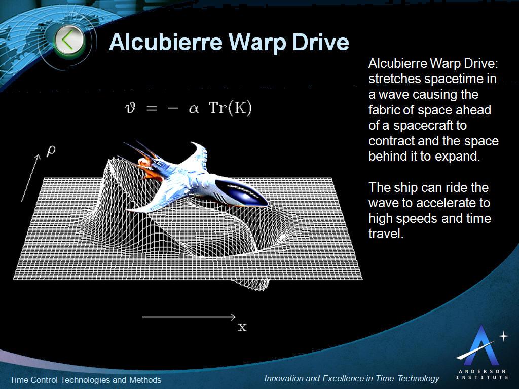 NASA Warp Drive Diagram (page 4) - Pics about space
