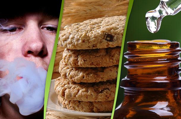 cooking marijuana edibles Medical Marijuana Edible Recipes for Food, Drink, and Medicine (Guide)
