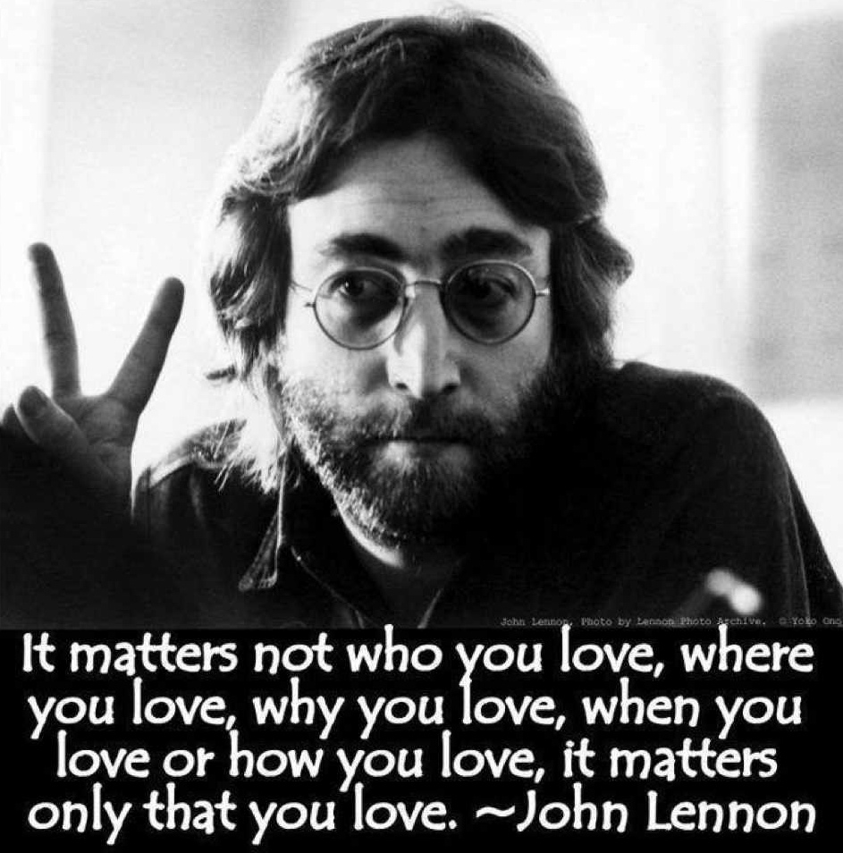 John Lennon Quotes About Life And Happiness: Thoughts From A Psychedelic Mind