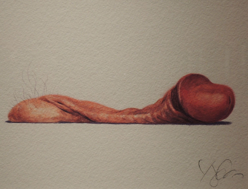 john-t-quinn-deflated-watercolor-ink-paper-risque-2013