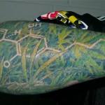 Creative Stoner Tattoos (Photo Gallery)