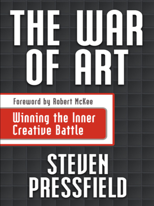The War of Art - Best Books on Reading and Writing