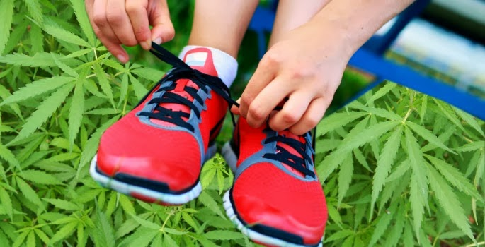 exercise increases THC n pot smokers How Cannabis Can Benefit Athletic Performance and Recovery