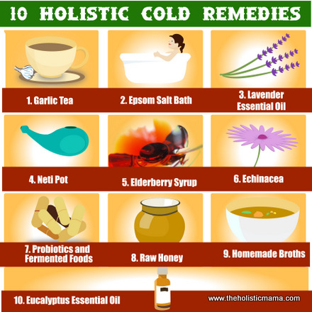 Holisitic Flu Remedies Fight The Flu   Know Your Enemy and Remedies (Infographics)