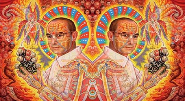 Psychedelic Spirit Paintings Alex Grey Art Gallery: Psychedelic Science