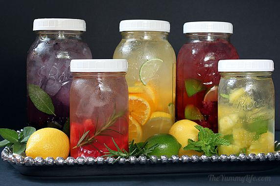 5975 A Simple Guide to Naturally Flavored Water