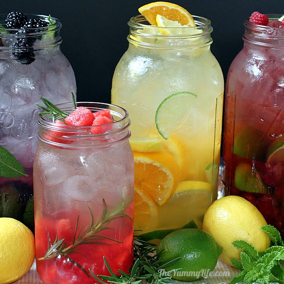5979 A Simple Guide to Naturally Flavored Water