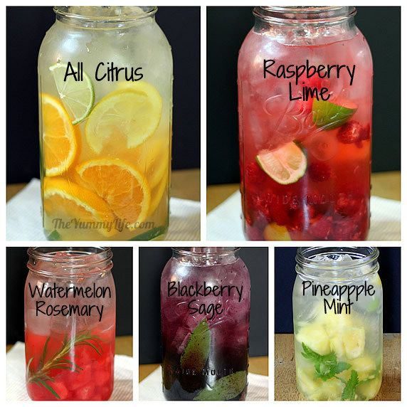 feature flavored water A Simple Guide to Naturally Flavored Water